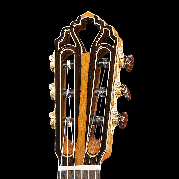 1a Doubletop Hanika Guitars