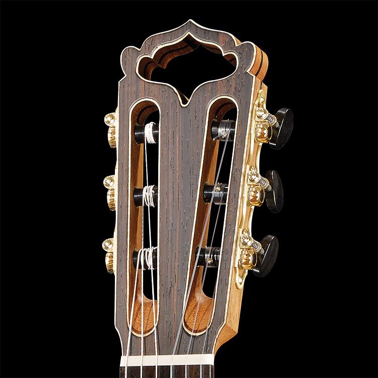 Natural Lattice Hanika Guitars
