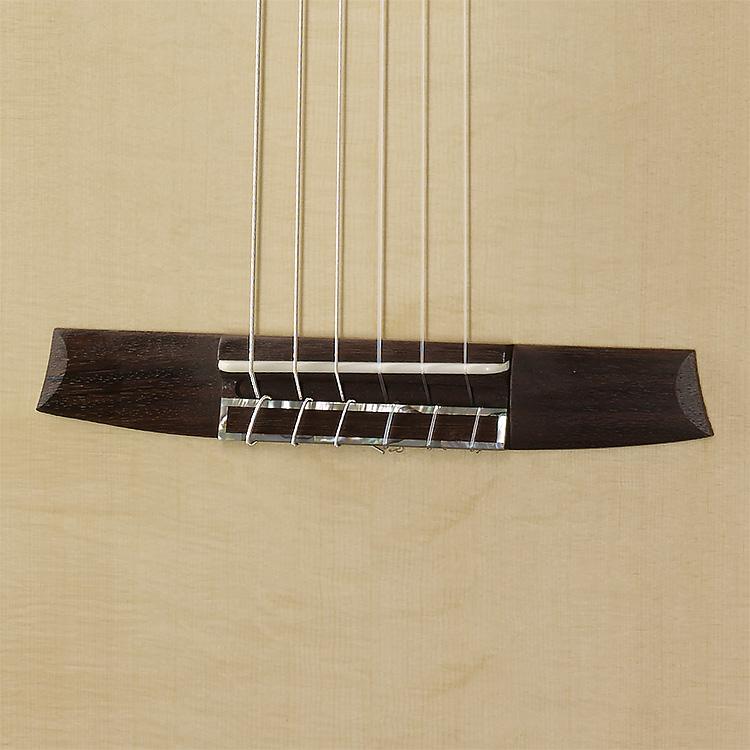 Natural Torres Hanika Guitars